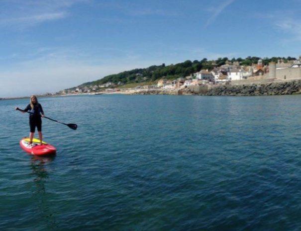 boylo's SUP Lyme Regis