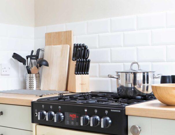 Barn Cottage Kitchen